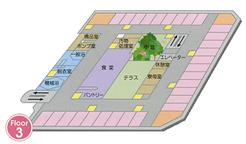 3F案内図